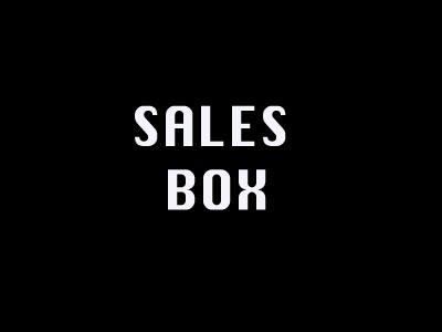 SALES BOX
